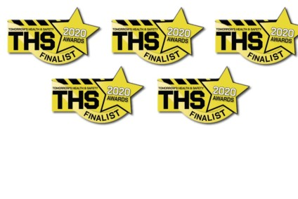 Vote for us in Tomorrow's Health & Safety 2020 awards